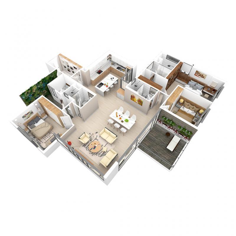 Căn hộ chung cư Aquabay Ecopark - Aqua150