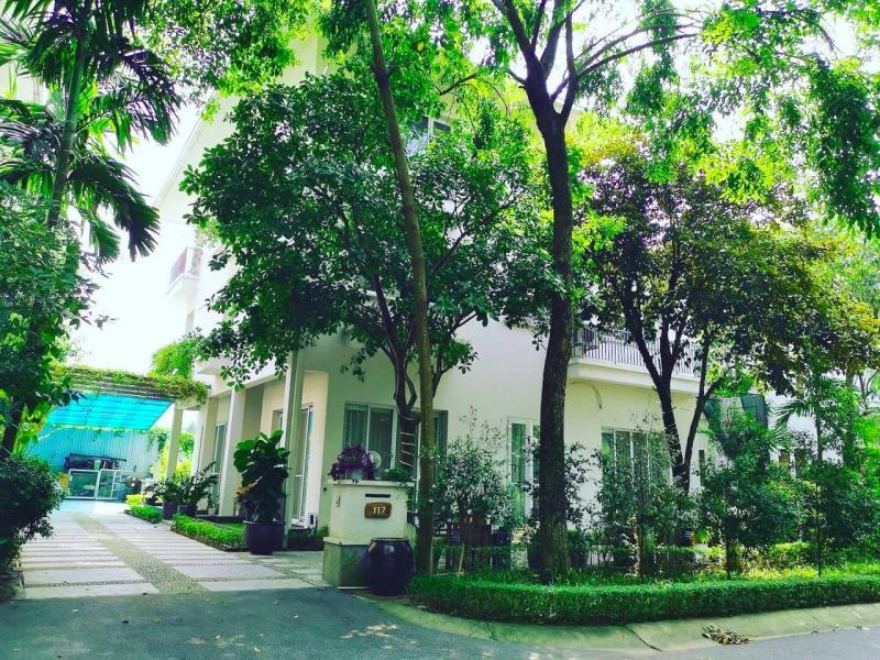 Biệt thự đơn lập Vườn Tùng Ecopark