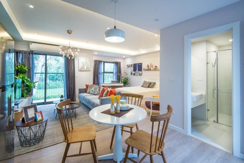 Căn hộ chung cư Westbay Ecopark - 45m2